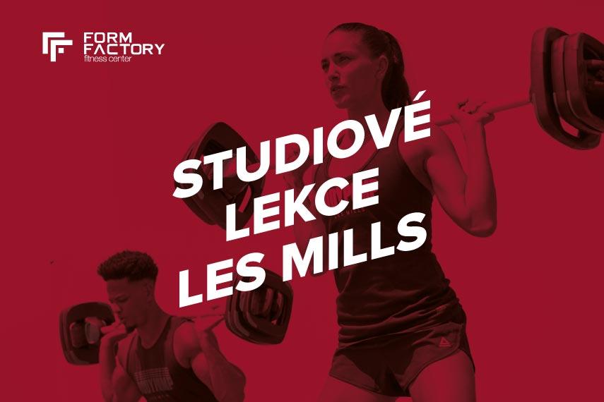 Studiové lekce Les Mills